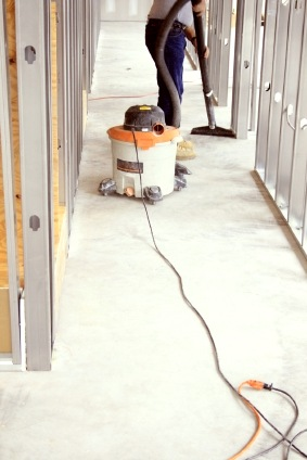 Construction cleaning in Jenks OK by Jiles Cleaning & Maintenance Services