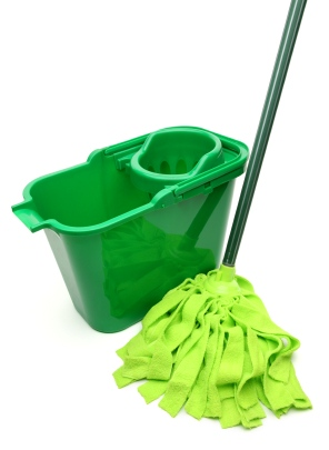 Green cleaning in Tulsa OK by Jiles Cleaning & Maintenance Services